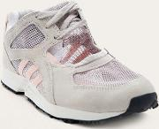 Eqt Racing 91  And Pink Trainers