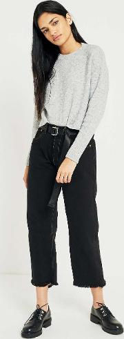 Bdg Boxy Cropped Jumper
