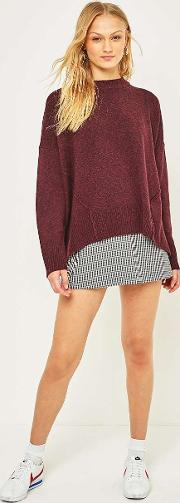 Oversized Cocoon Jumper