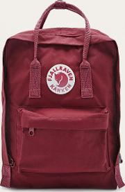 Kanken Classic Ox Red Backpack