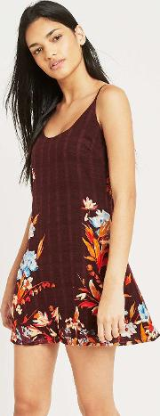 Cambridge Floral Slip Dress