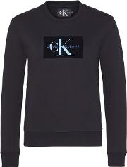 Mono Flock Crew Sweater