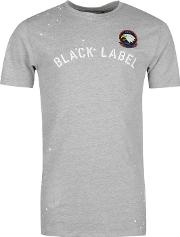 And Sons Black Label T Shirt