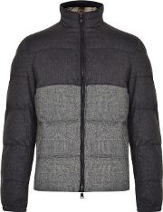 Padded Pattern Jacket