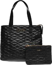 Quilted Tote Bag