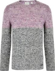 Tone Marble Knitted Jumper