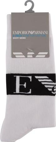 Two Pack Stretch Cotton Socks
