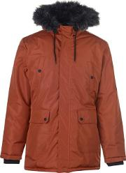 Long Parka Jacket Mens