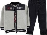 3 Piece Trouser Set Infant Boys