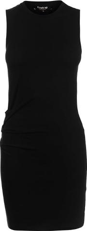 Blackseal Ruched Dress