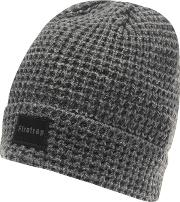 Cable Knit Beanie Hat Mens