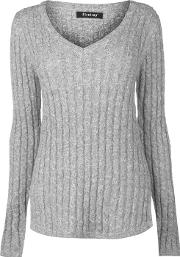 Cable Knit Jumper Ladies
