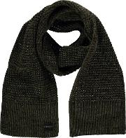 Two Cowl Scarf Mens