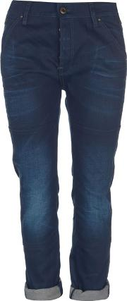 Deck High Tapered Womens Jeans