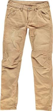 Raw Hunter 5620 3d Low Tapered Coloured Mens Jeans