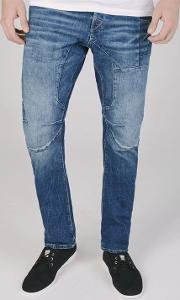 And Jones Jeans Intelligence Stan Osaka Mens Anti Fit Jeans