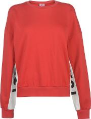 Terry Sweater Womens