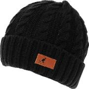 Cable Knit Beanie Mens