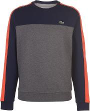 Block Stripe Sweatshirt