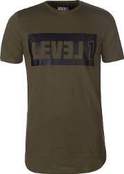 1 Concise T Shirt Mens