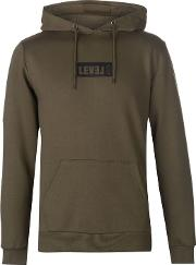 Remit Over The Head Hoody Mens