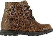 Milly Rugged Boots Infant Girls