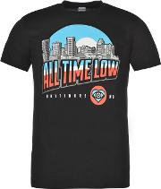 All Time Low T Shirt Mens