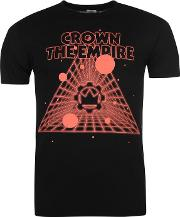 Crown The Empire T Shirt Mens