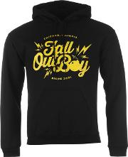 Fall Out Boy Hoody Mens