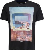 Framed Short Sleeve T Shirt
