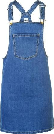 Amy Overall Dress