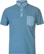 Jersey Polo Shirt Mens