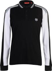 Retro Sport Polo Shirt Mens