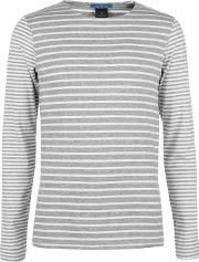 Scotch Crew Long Sleeve Stripe T Shirt