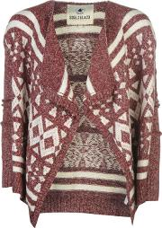 Aztec Cardigan Ladies