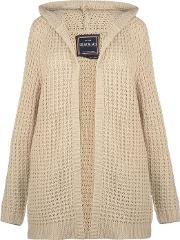 Chunky Knit Cardigan Ladies