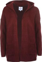 Hooded Cardigan Ladies