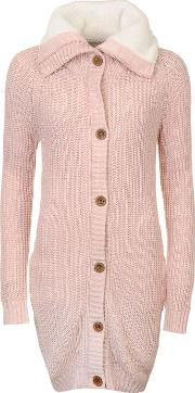 Maxi Knit Cardigan Ladies