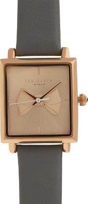Square Bow Watch