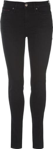 Nora Mid Rise Womens Jeans