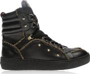 Hadid High Top 8a Trainers
