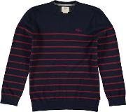 Livingston Crew Sweater Junior Boys