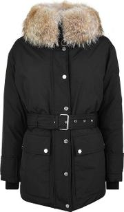 Dawlby Hooded Down Jacket