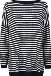 Stripe Knitted Top