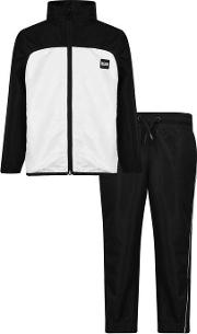 Children Boys Two Piece Tracksuit