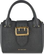 Small Buckle Tote Bag