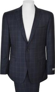 Milano Check Two Piece Suit