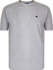 Diagonal Pocket T Shirt