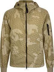 Camouflage Net Micro Lens Jacket
