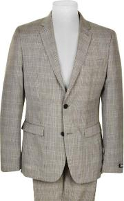 Fit Checked Suit